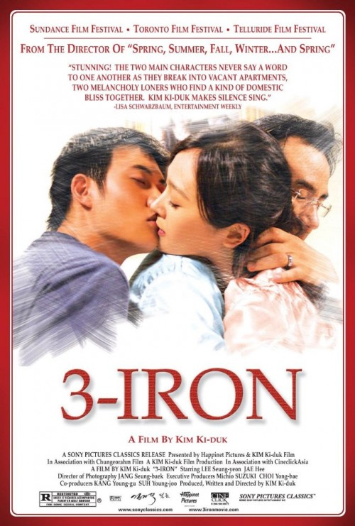 3-Iron 2004  Korean DvDRip x264 690MB