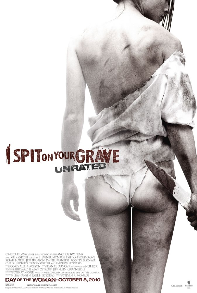 I spit on your grave 2010 1080p HEVC BluRay x265
