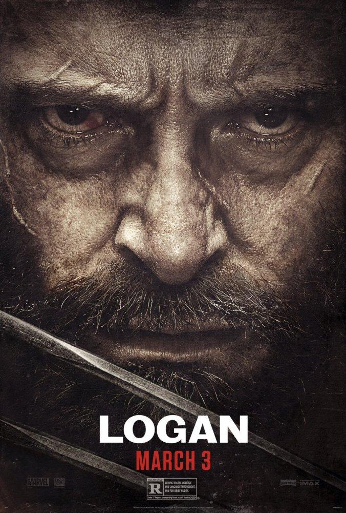 Logan 2017 HD-Cam Rip x264 697 MB