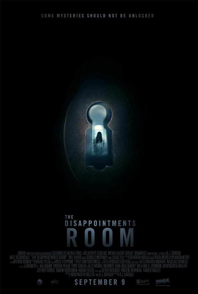 The Disappointments Room 2016 720p BluRay x264 678 MB