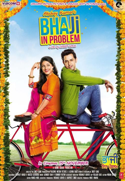 Bhaji In Problem 2013 Panjabi 1080p HEVC WEBHD x265