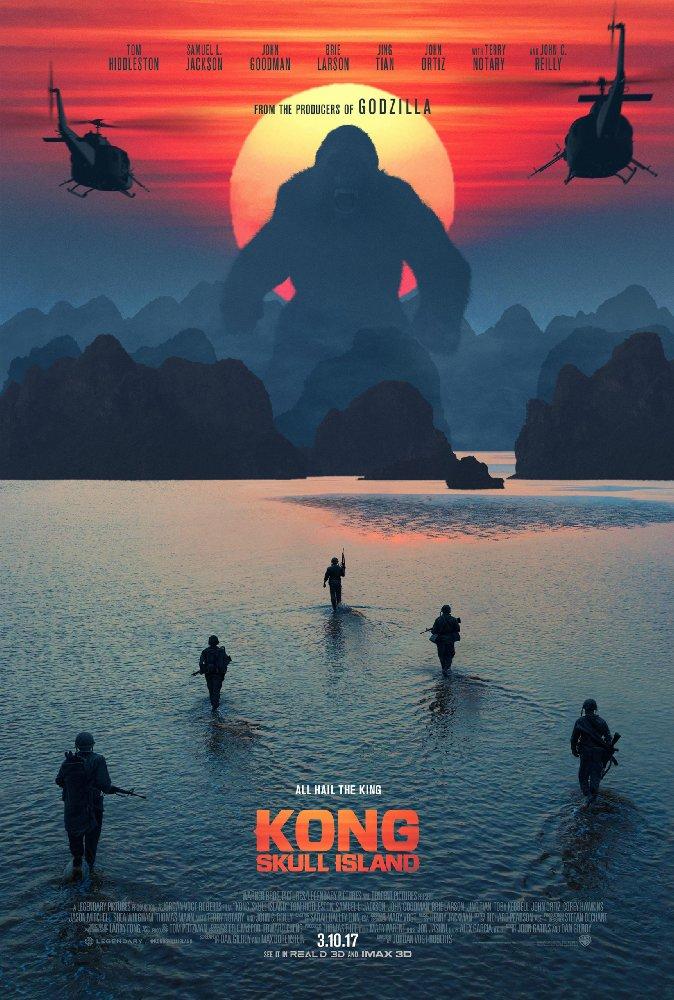Kong Skull Island 2017 Hindi Dubbed TS x264