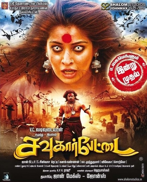 Sowkarpettai 2016 Hindi Dubbed 720p HEVC HDRip x264