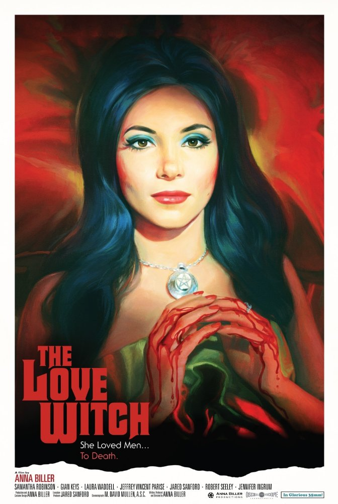 The Love Witch 2016 720p BluRay x264 878 MB