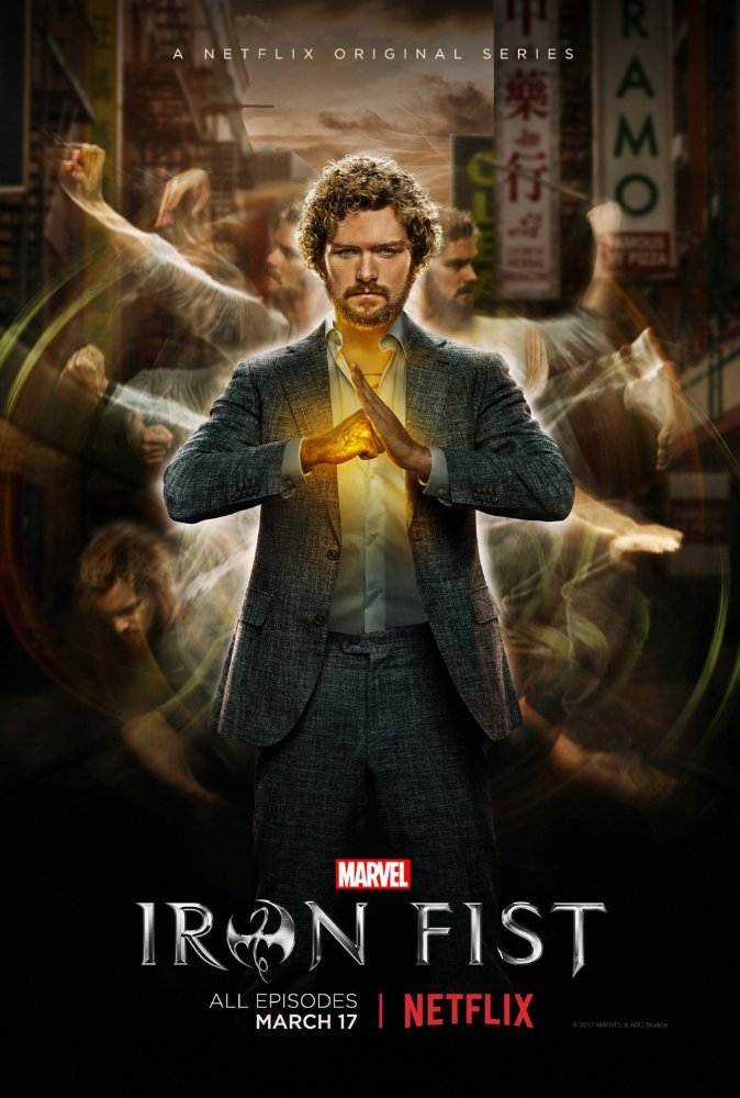 Watch Iron Fist Soeason 1 Complate