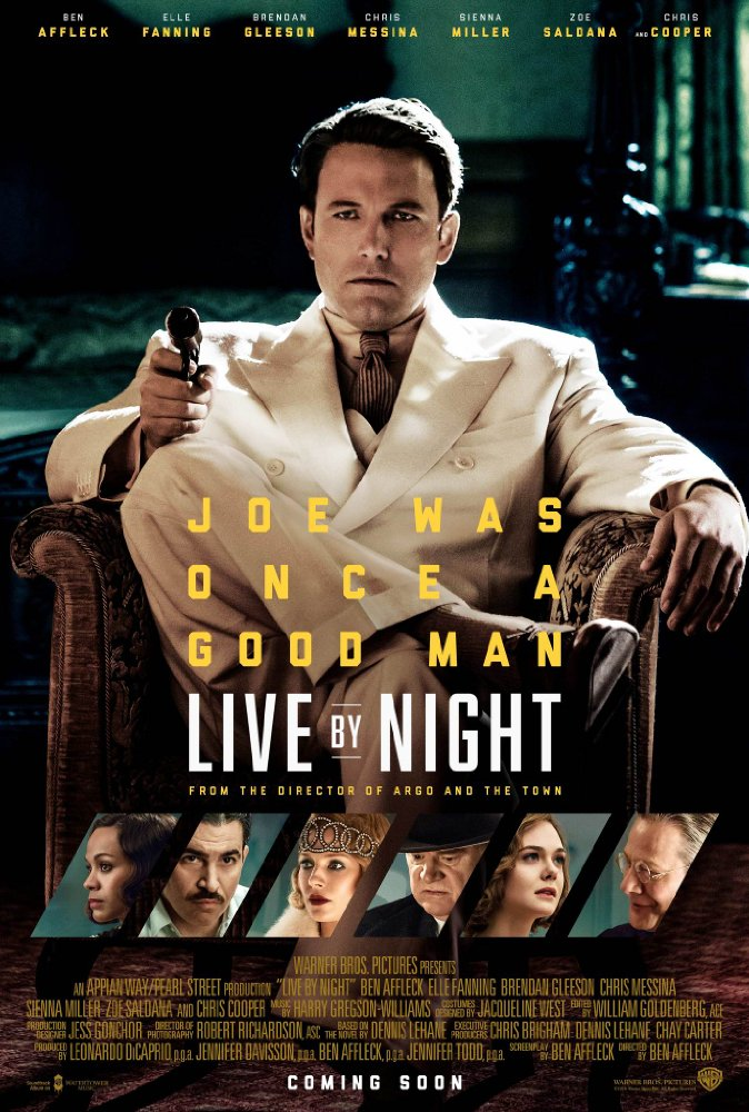 Live by Night 2016 720p BluRay x264 957 MB