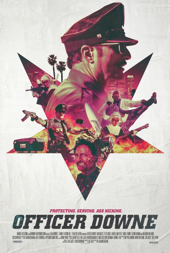Officer Downe 2016 720p BluRay x264 627 MB