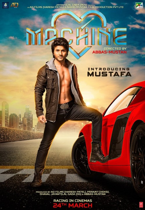 Machine 2017 Hindi Desi pre DvD Rip x264