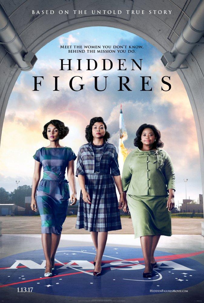 Hidden Figures 2016 720p BluRay x264 922 MB