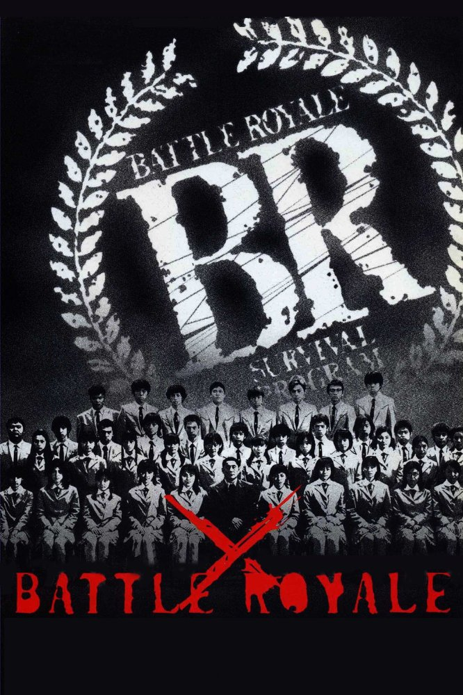 Battle royale 2000 720p BluRay x265