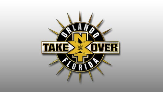 Watch WWE NXT TakeOver: Orlando