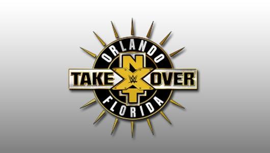 wwe nxt takeover orlando