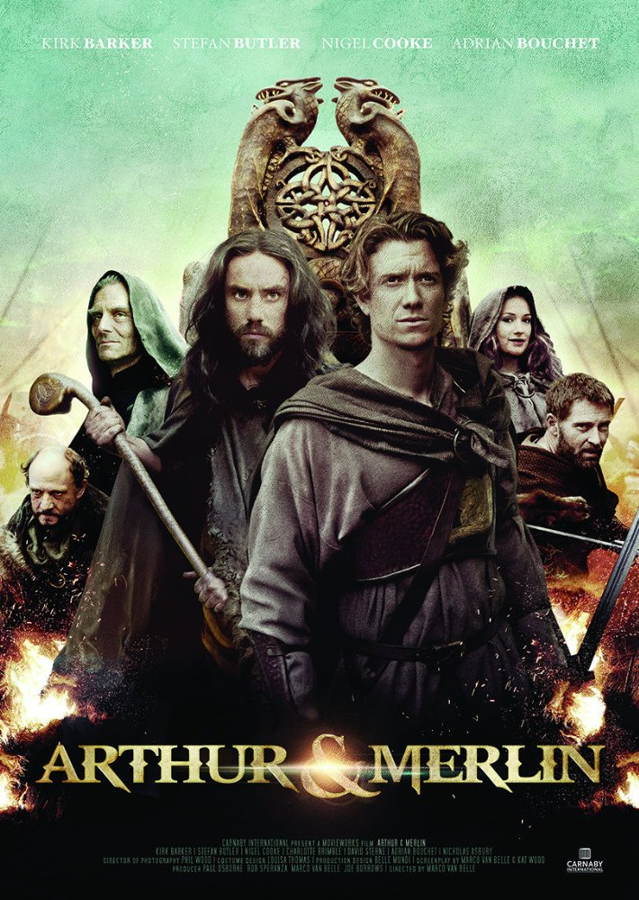 Arthur & Merlin 2015 720p BluRay x264 813 MB