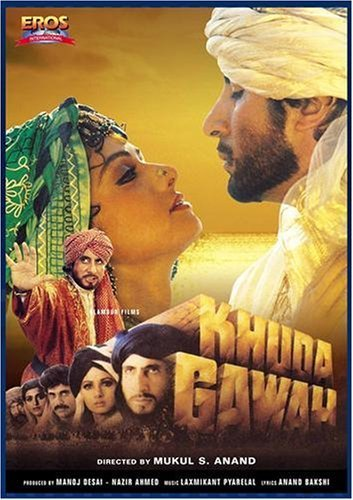 Khuda Gawah 1992 Hindi 1080p WEB-DL x265