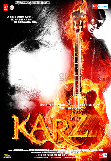 Karzzzz 2008 Hindi 1080p WEB-DL x265