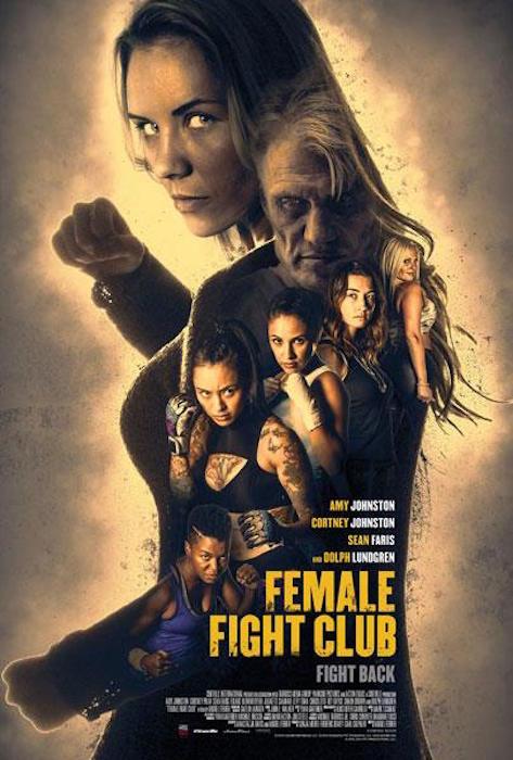 Female Fight Club 2016 HC HDRip XviD 1.32 GB