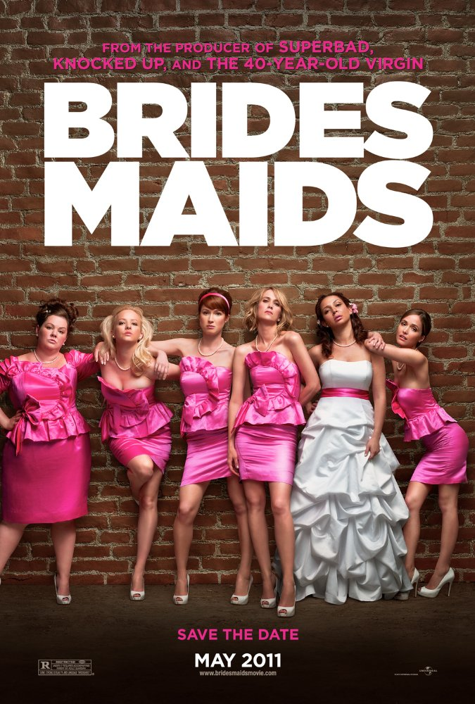 Bridesmaids 2011 1080p BluRay x265