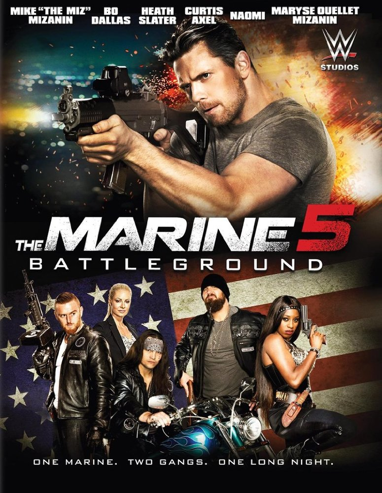 The Marine 5: Battleground 2017 720p BluRay x264 684 MB