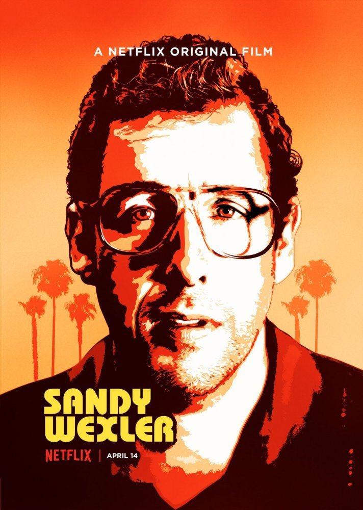 Sandy Wexler 2017 WEBRip x264 1.09 GB