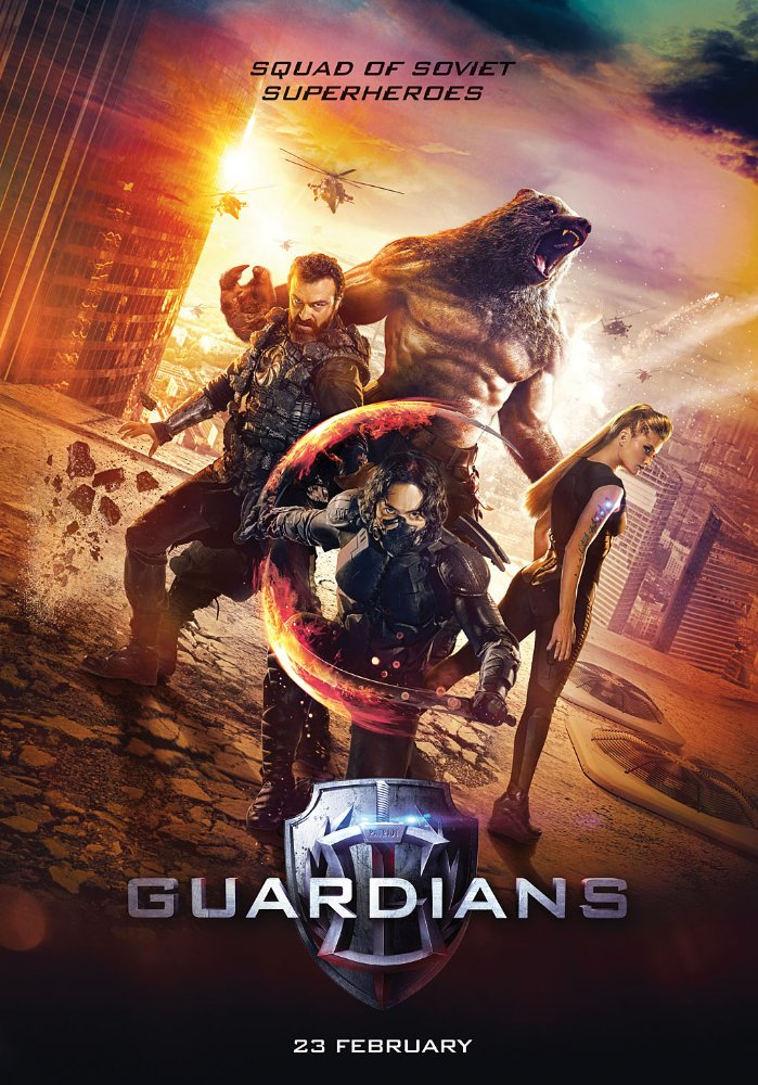 The Guardians 2017 720p Hindi Dubbed Bluray x264