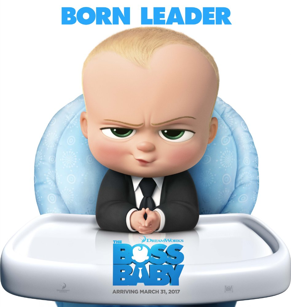 The Boss Baby 2017 Hindi Dubbed  720p WEB-DL x264