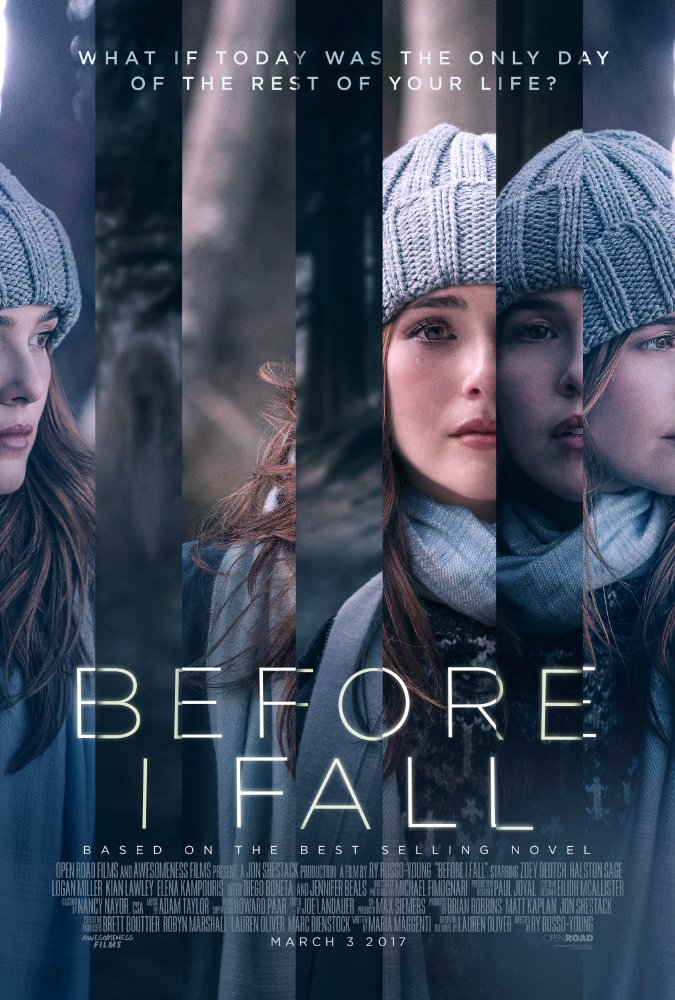 Before I Fall 2017 HDCAM 700MB x264 705 MB