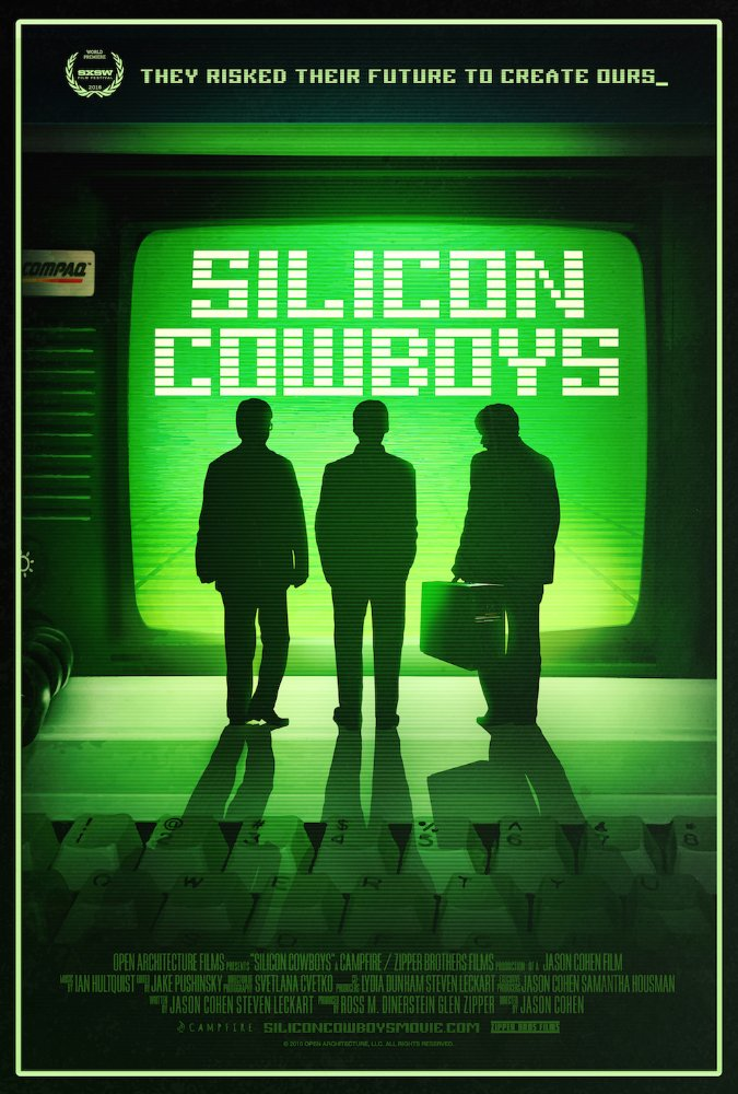 Silicon Cowboys 2016 720p BluRay x264 562 MB