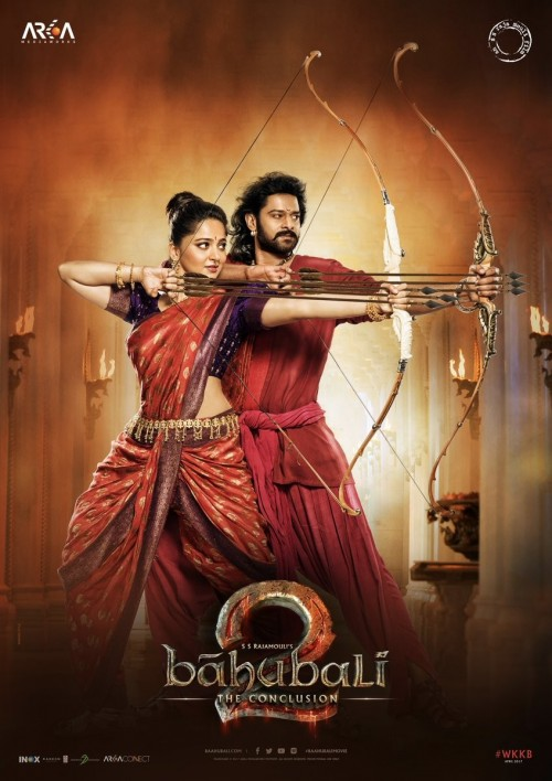 Baahubali 2: The Conclusion 2017 x264 CAM Rip 784 MB
