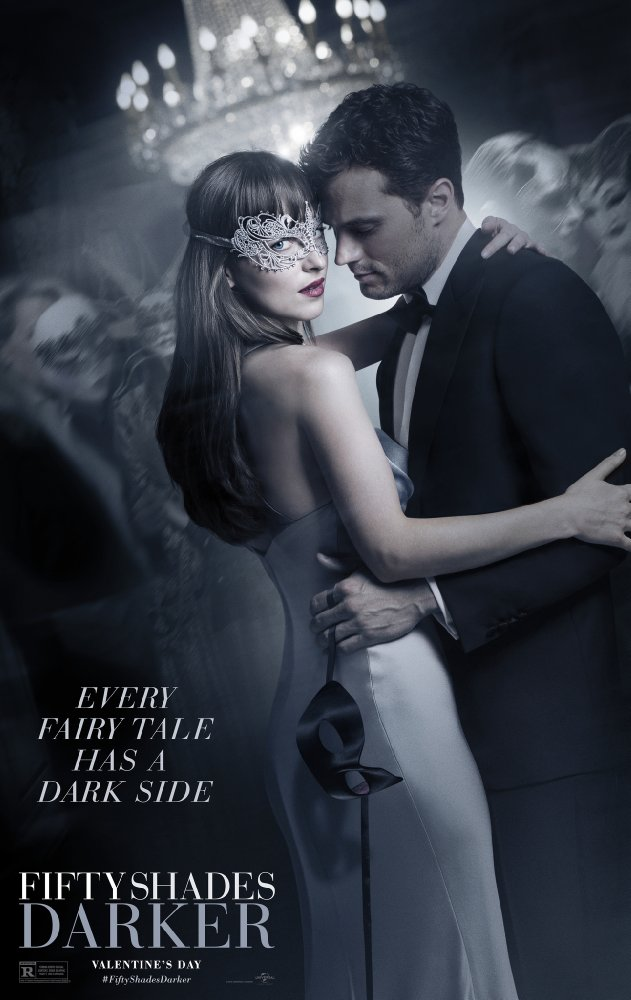 Fifty Shades Darker 2017 720p BluRay x264 961 MB