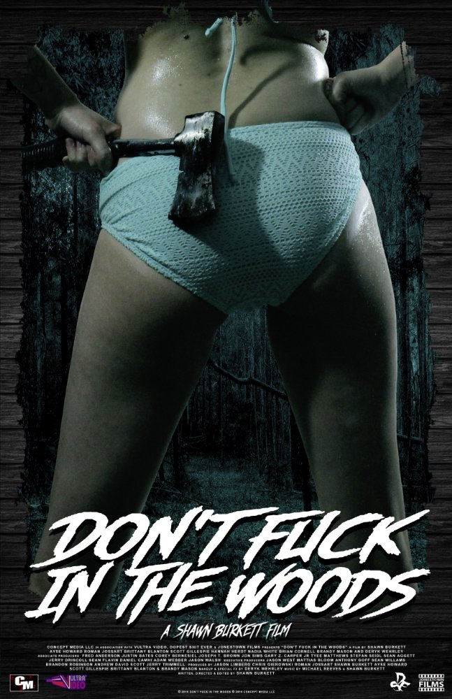 Don't Fuck in the Woods 2016 HDRip XviD 1.36 GB
