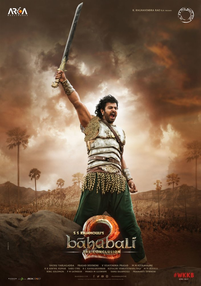 Baahubali 2: The Conclusion 2017 DvDScr Rip (Clear) x264