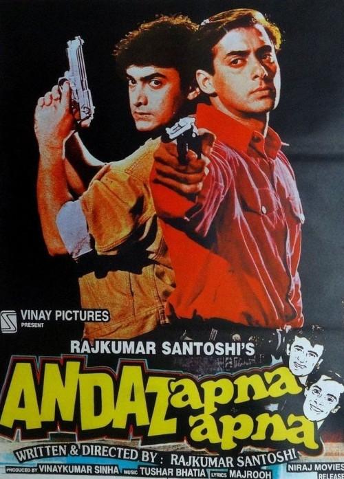 Andaz Apna Apna 1994 1080p WEBHD x265