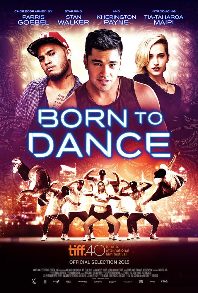 Born to Dance 2015 720p BluRay x264