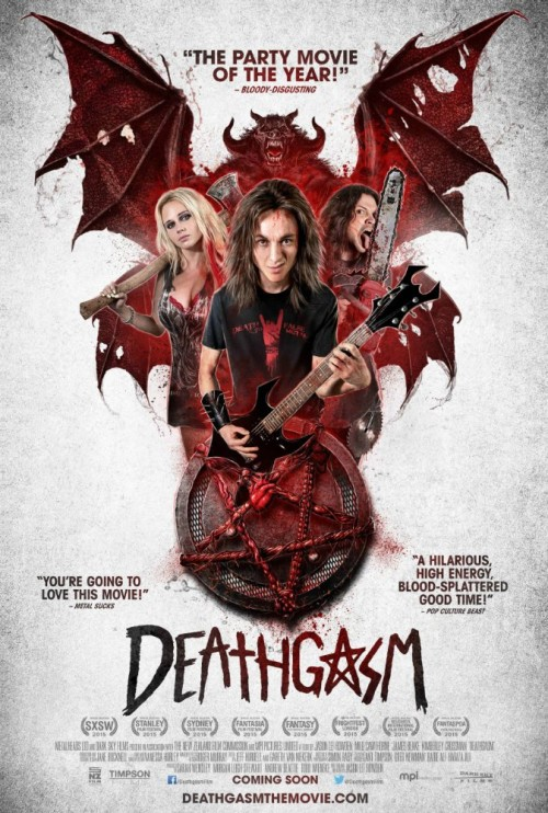 Deathgasm 2015 720p BluRay x264