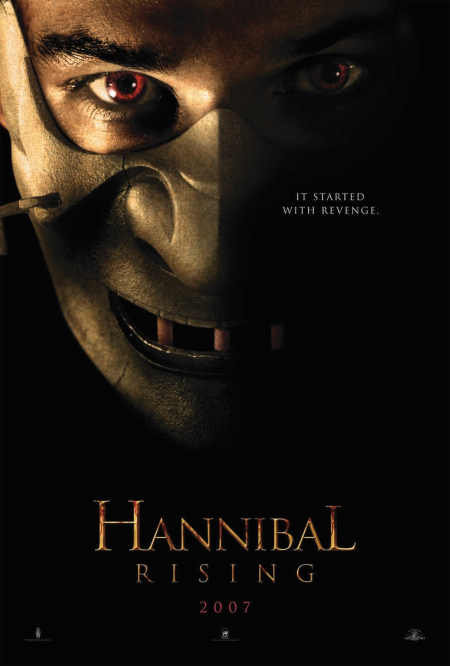 Hannibal Rising 2007 720p BluRay x264 875 MB
