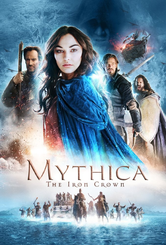 Mythica: The Iron Crown 2016 720p BluRay x264 718 MB