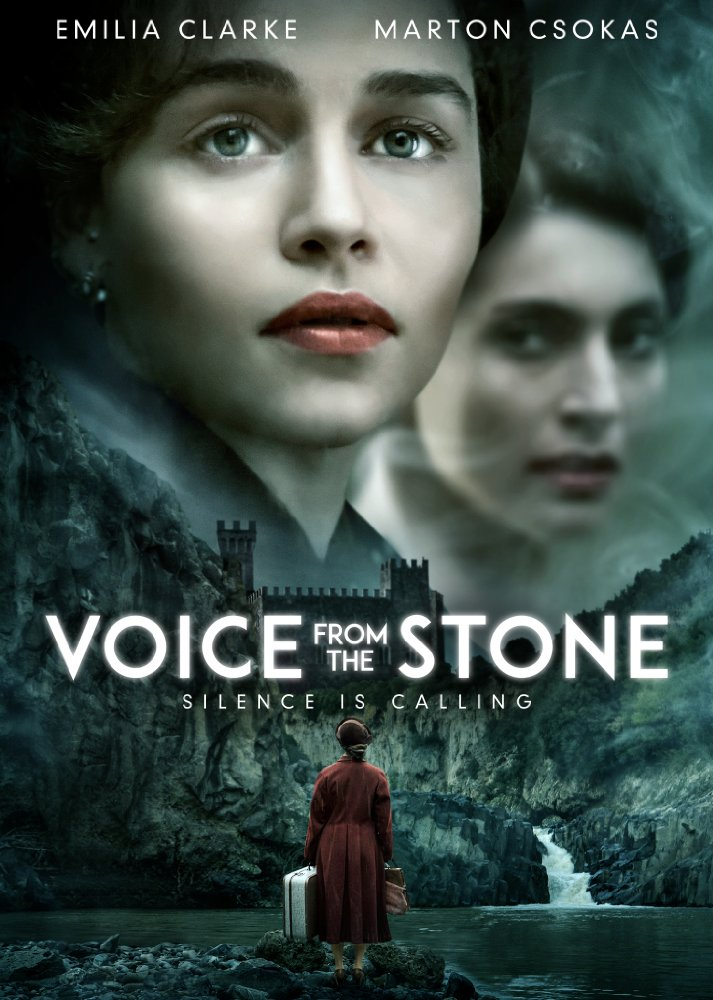 Voice from the Stone 2017 HDRip XViD 698 MB