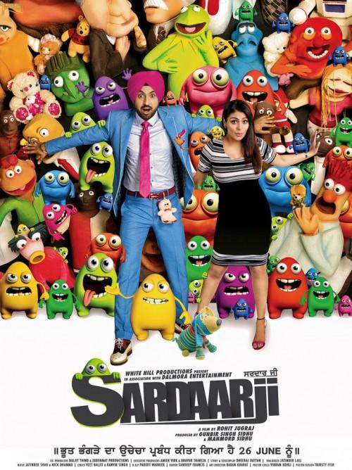 Sardaarji 2015 1080p WebHD x265