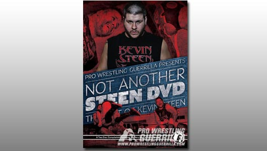 pwg not another steen dvd