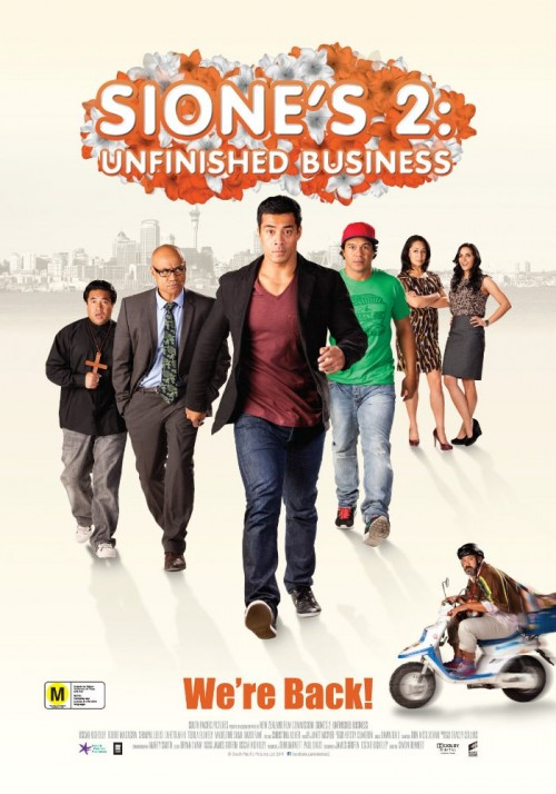 Siones 2 Unfinished Business 2012 720p BluRay x264
