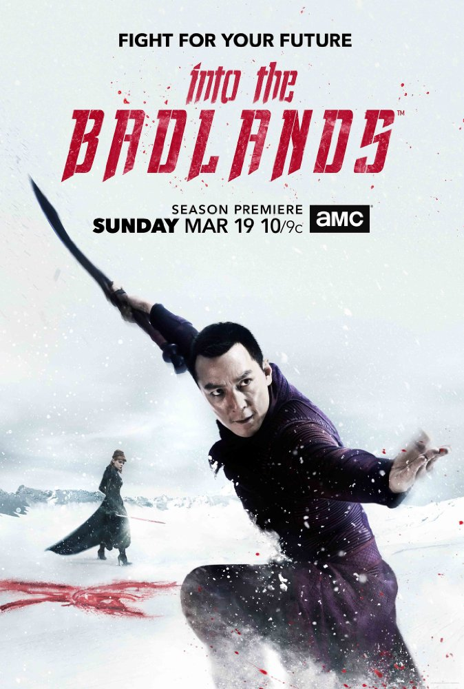 Watch Into the Badlands Hindi Dubbed season 01 complate 720p HDTV