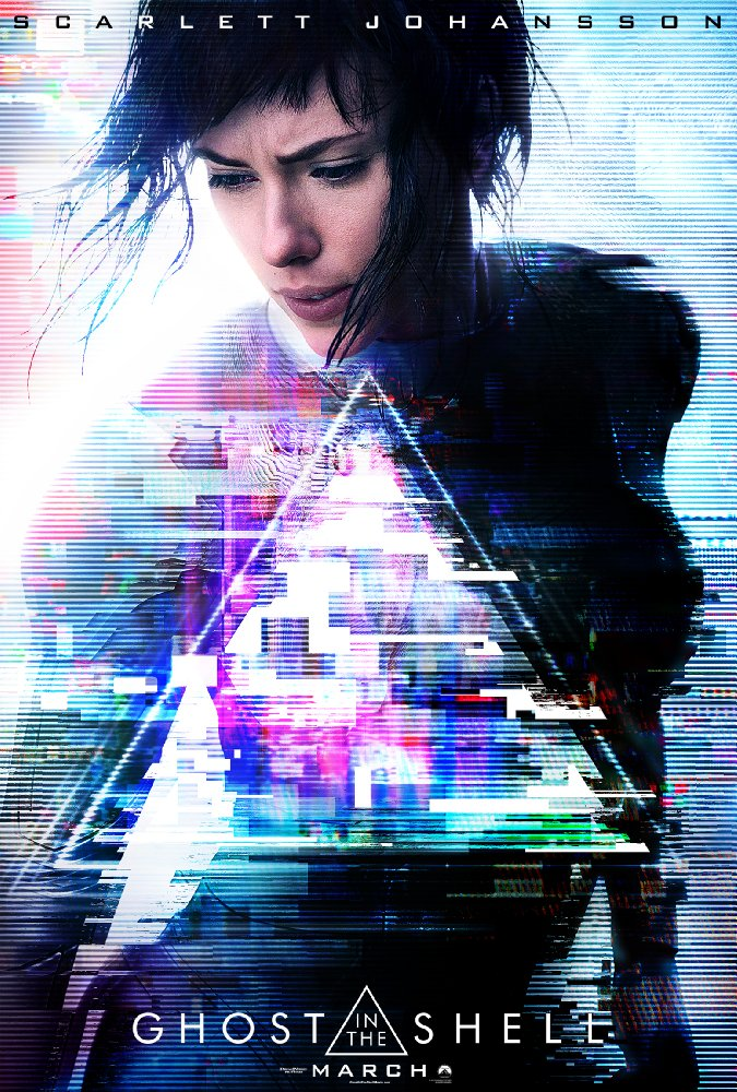 Ghost in the Shell 2017 HDRip x264 947 MB
