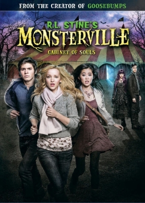 R.L. Stine's Monsterville: The Cabinet of Souls 2015 720p BluRay x264 634 MB