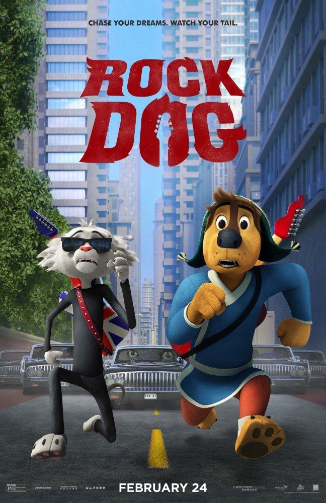 Rock Dog 2016 720p BluRay x264 662 MB