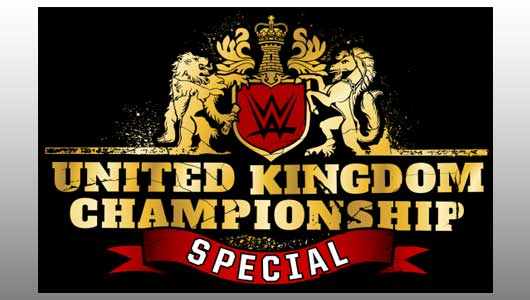 Watch WWE United Kingdom Championship Special