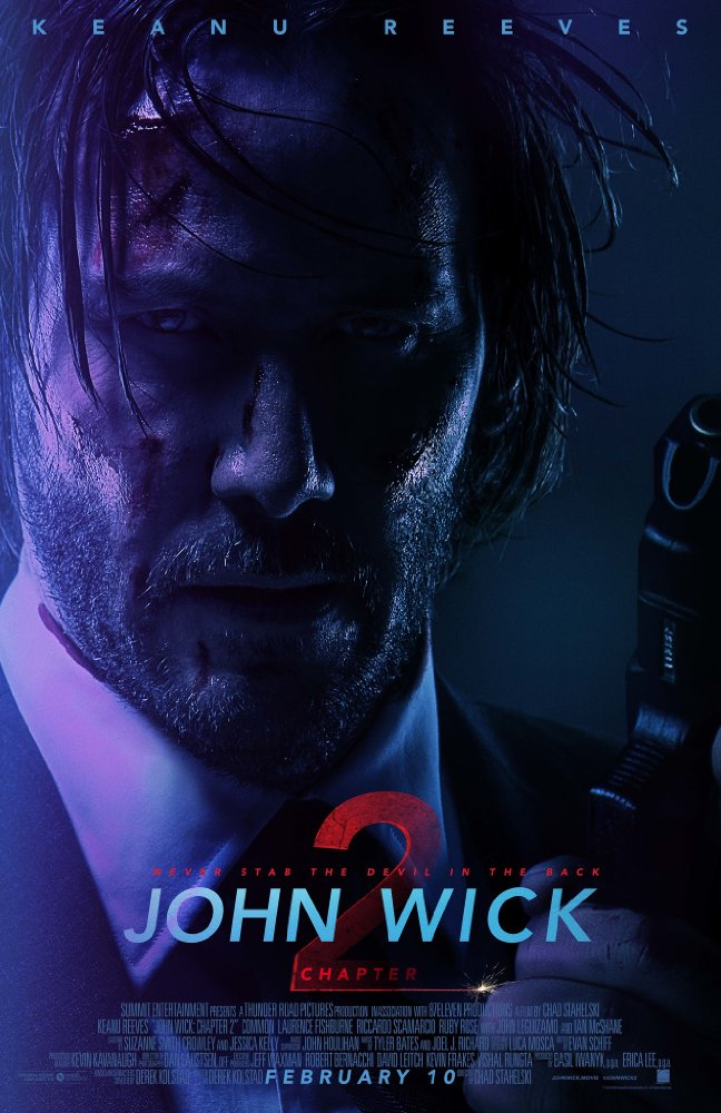 John Wick: Chapter 2 2017 WEB-DL x264 1.04 GB