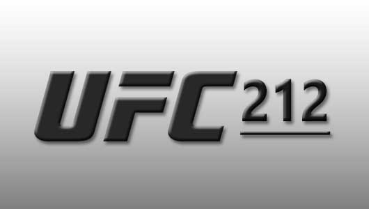 Watch UFC 212 [Aldo vs Holloway]