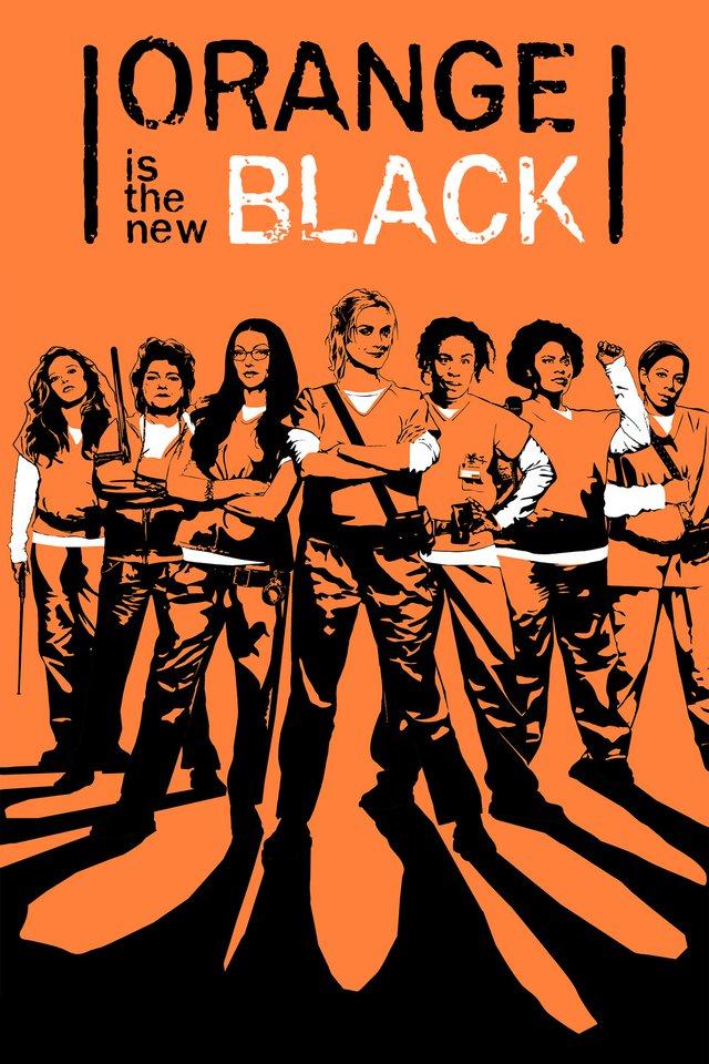 Orange Is the New Black-Season 5 complete