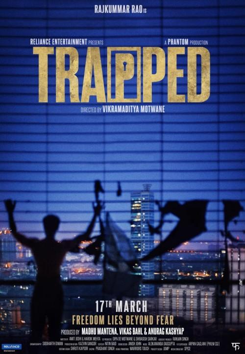Trapped 2017 Hindi 720p DvDRip X265