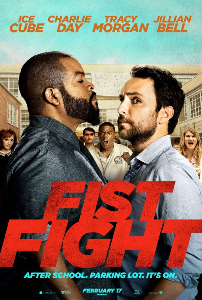 Fist Fight 2017 720p BluRay x264 667 MB
